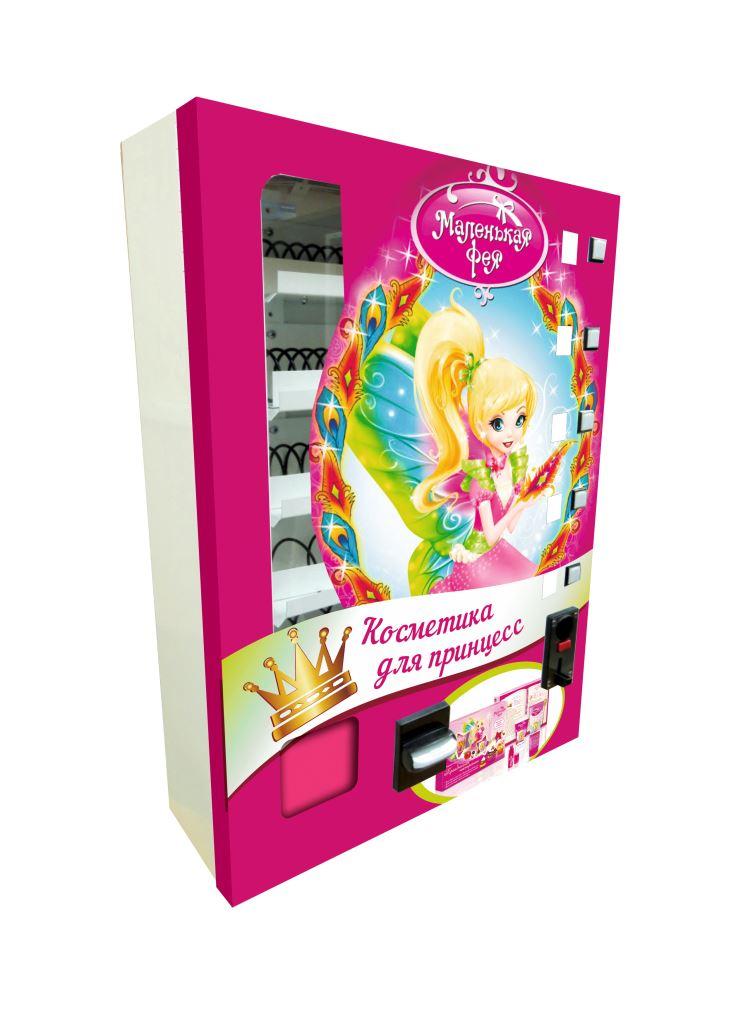 Торговый автомат SM MINI по продаже детской косметики