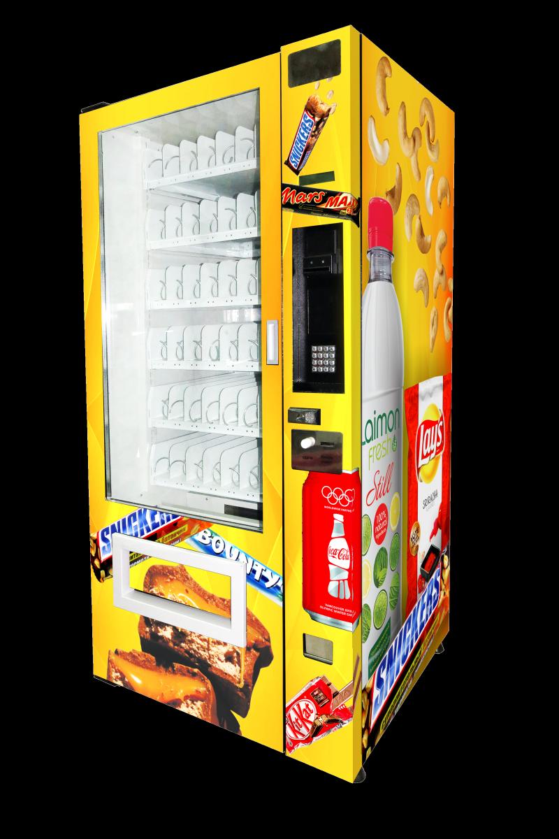Снековый автомат SM 6367 VendShop