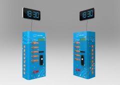 Pit Wash Автомат для управления постом на автомойке самообслуживания.