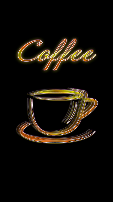 ЧашкаБезпара Кофе вверху