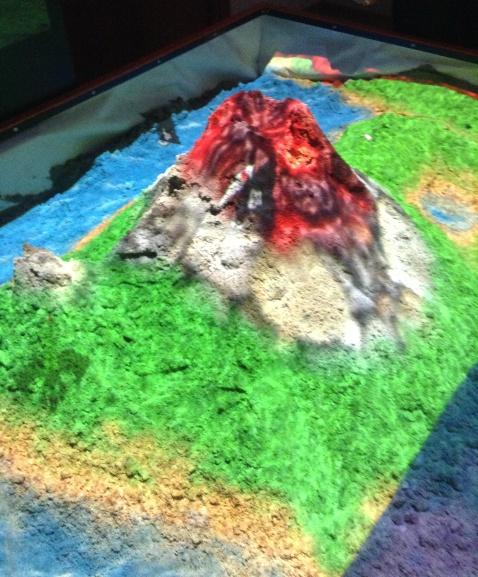 iSandBOX vulkan