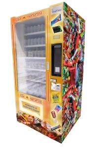 Снековый автомат FoodBox SM6367