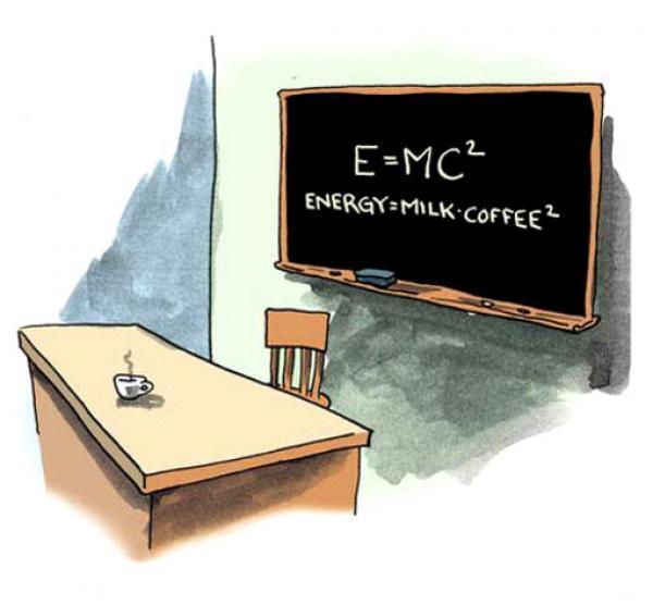 E=M*C2
