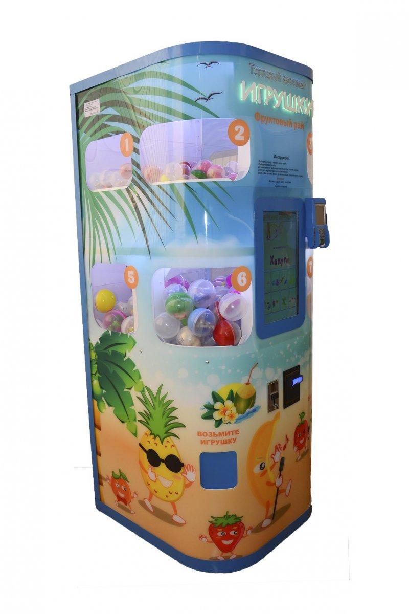 Торговый автомат Фруктовый рай .jpg