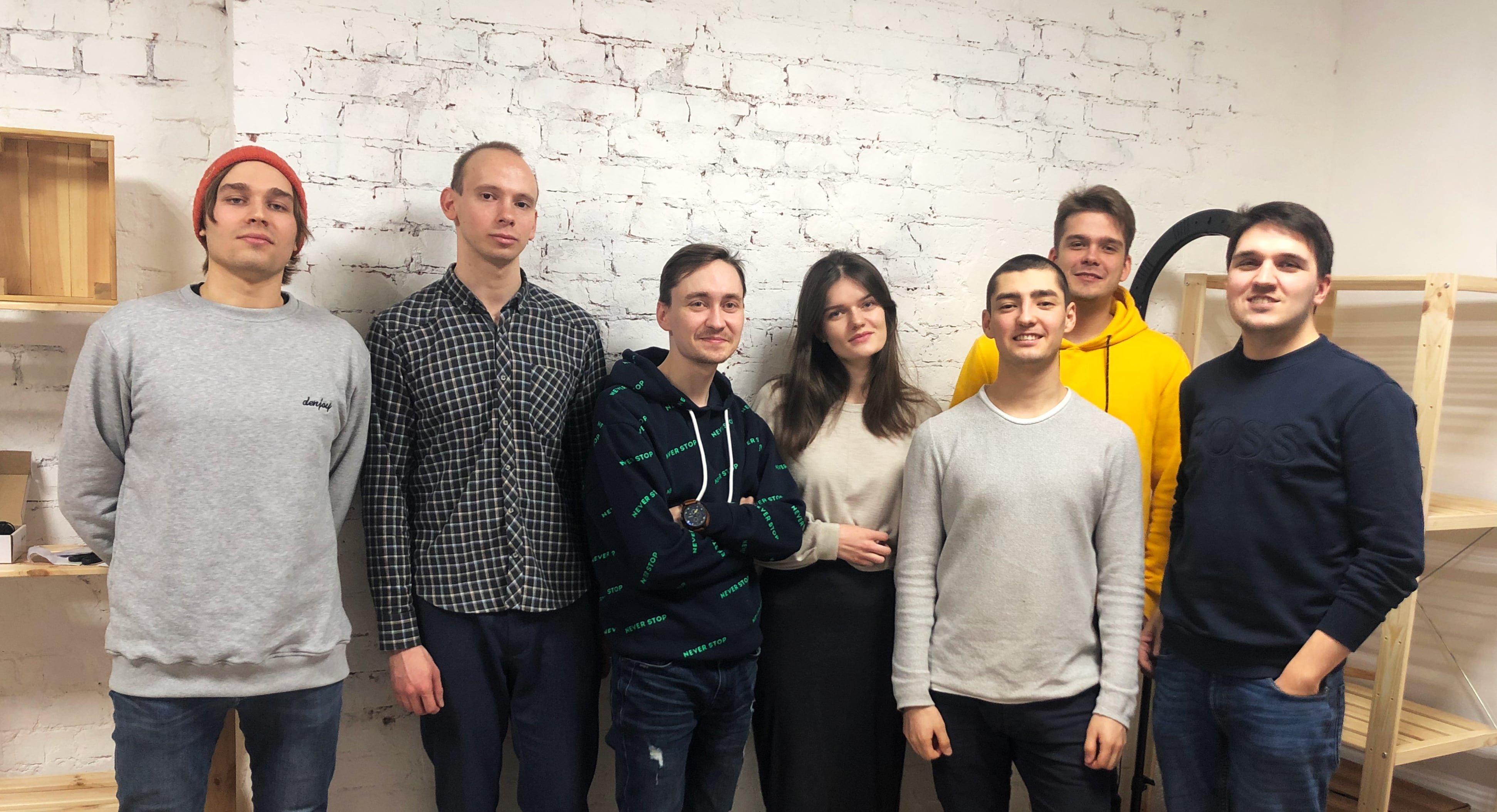 Знакомство с командой SmartVend