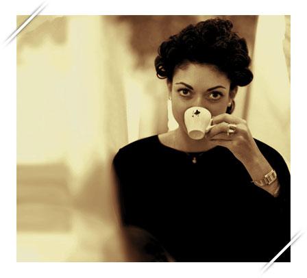 Леди и кофе