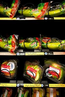 Snack Del Monte по продаже свежих фруктов и овощей