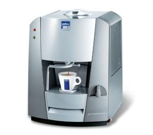 Капсульная кофемашина Lavazza-1001