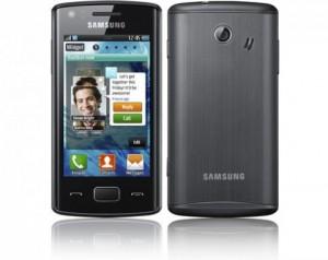 Samsung Wave 578: первый Bada-фон с NFC чипом