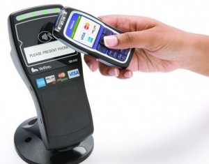 Технология оплаты NFC