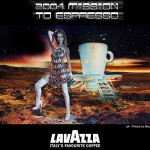 Lavazza 2004 by Thierry LeGouès with Ingrid Parewjick