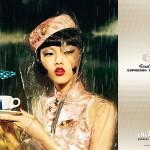 Lavazza 2006 by Ellen Von Unwerth with Kemp Muhl