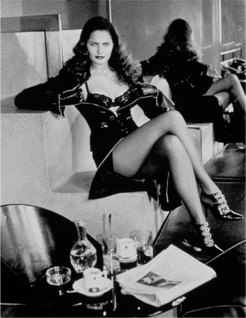 Lavazza 1993 by Helmut Newton
