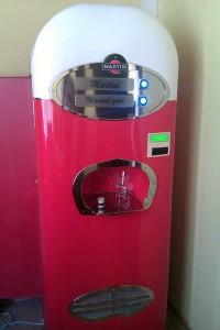 Вендинговый автомат - Мартини