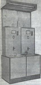 Спаренный АТ-2М для продажи газированной воды