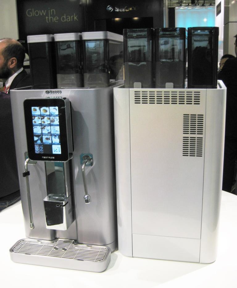 Профессиональные торговые автоматы саеко