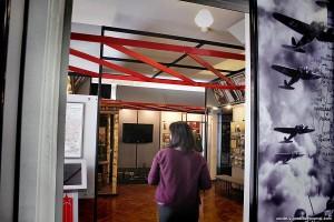 Сенсорный киоск в музее