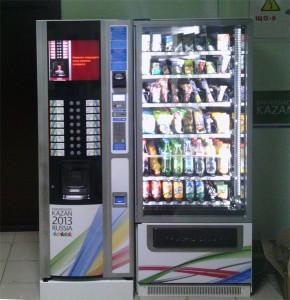 Торговый автомат Унивкрсиады