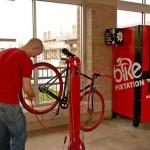 Вендинговый автомат Bike Fixtation