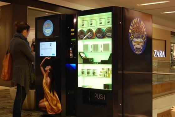 Автоматы для гурманов