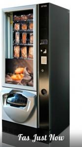 Автомат по продаже хлеба FAS