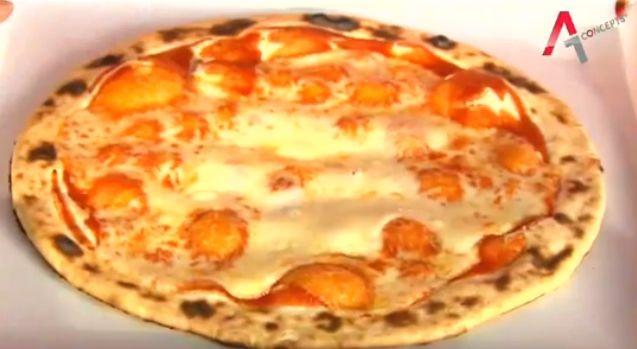 Let's Pizza - автомат по продаже свежеиспеченной пиццы
