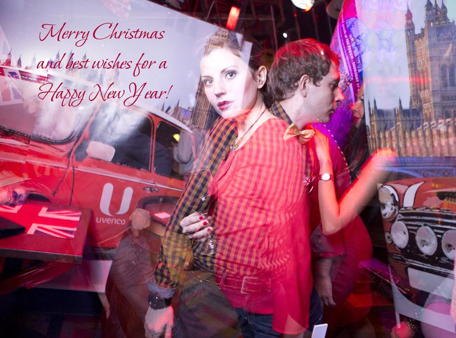 UVENCO поздравляет вас с Наступающим Новым Годом и Рождеством!