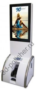 3D Polisher® – рекламный и вендинговый бизнес в одном автомате