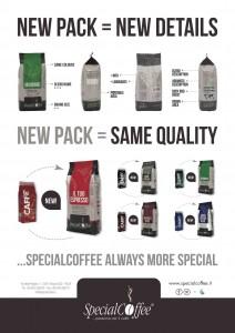 SpecialCoffee новая упаковка