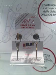 Новые ключи Rielda