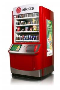 Торговый автомат нового поколения MOVE