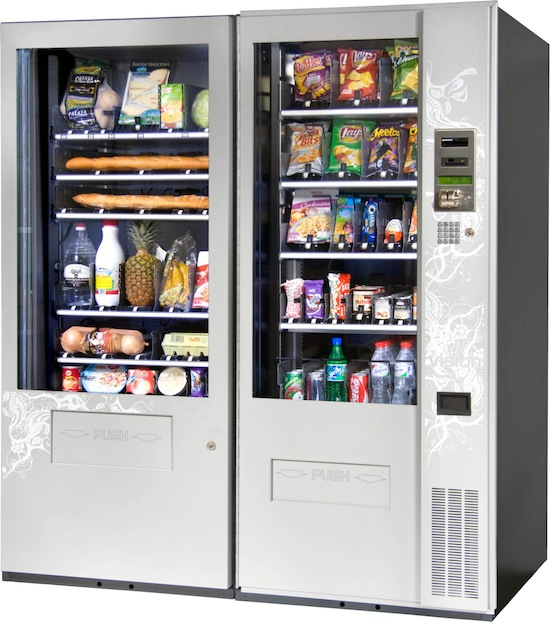 Photo sourced from Happy Vending