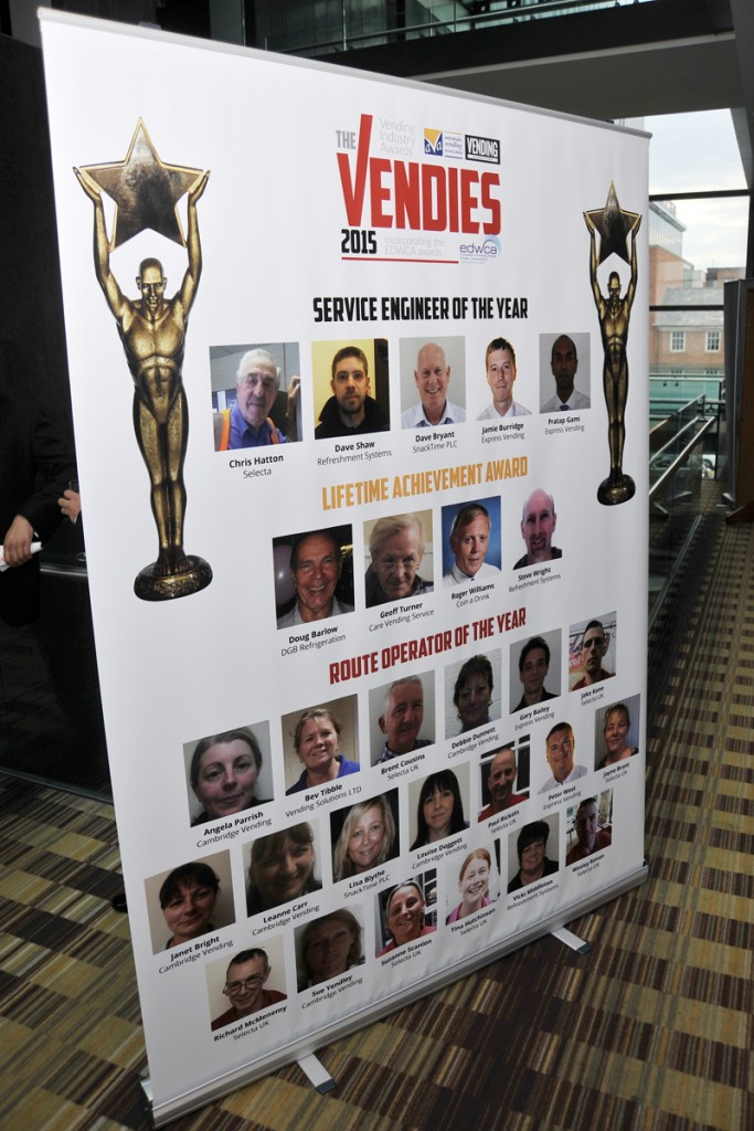 Vending Awards 2015