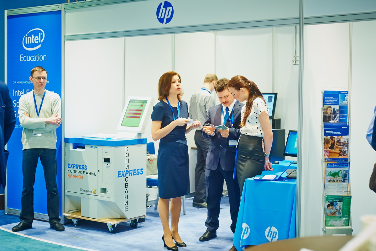 Конференция Intel Education Solutions Summit 2015