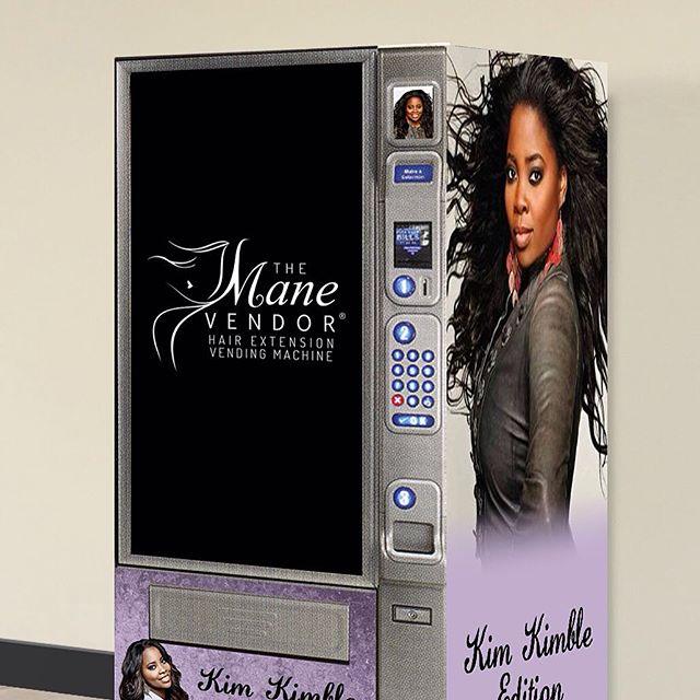 Торговый автомат Mane Vendor