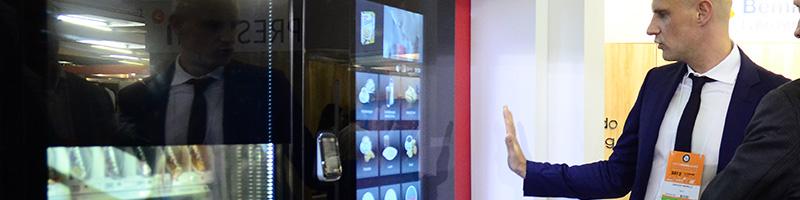 Торговые автоматы будущего