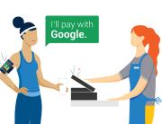 Google тестирует мобильные платежи будущего