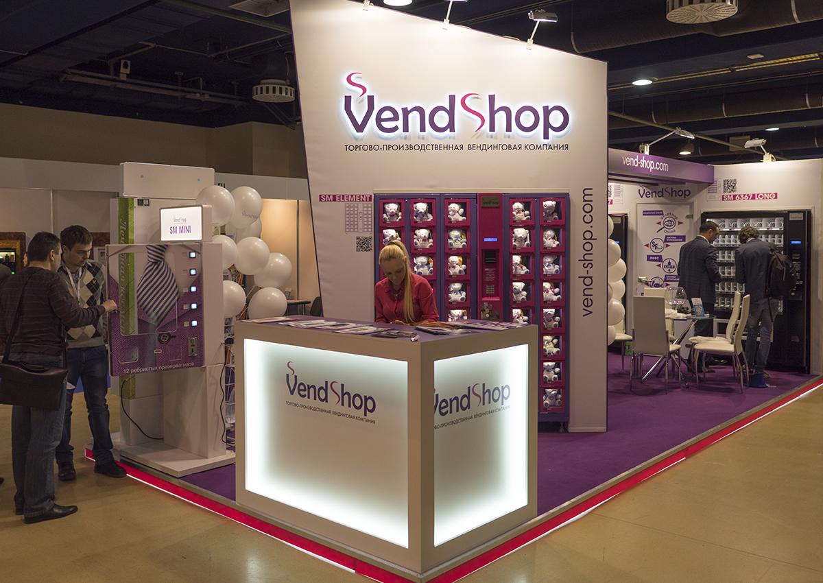 VendShop на VENDEXPO 2016