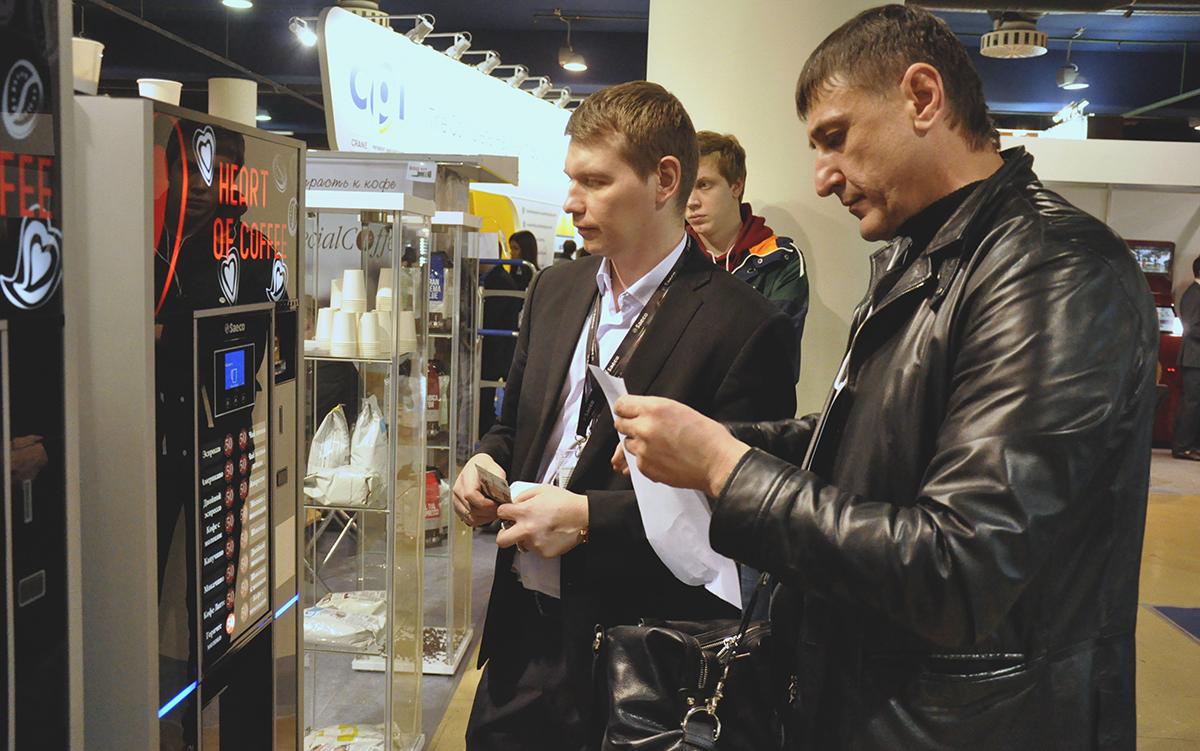 Профессиональные и Торговые Автоматы на VENDEXPO 2016_04