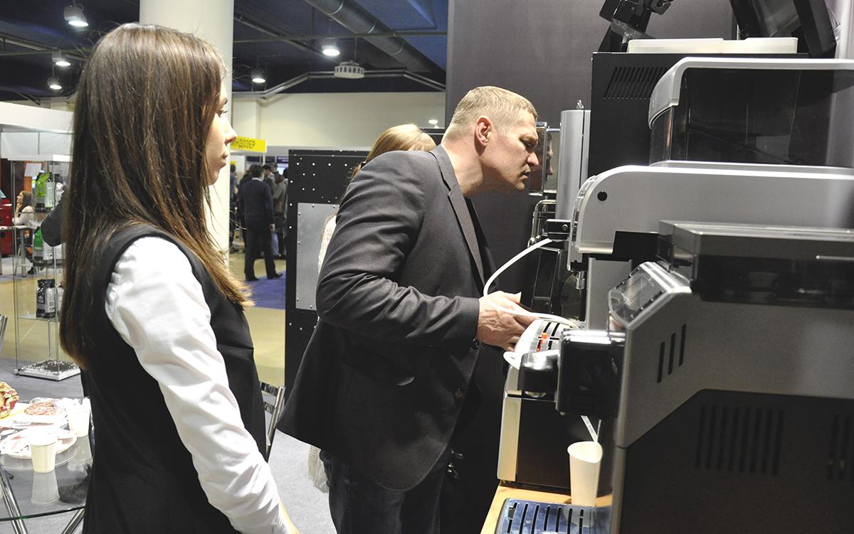 Профессиональные и Торговые Автоматы на VENDEXPO 2016_07
