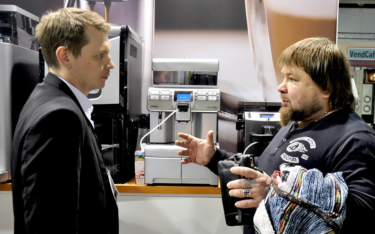 Профессиональные и Торговые Автоматы на VENDEXPO 2016_09