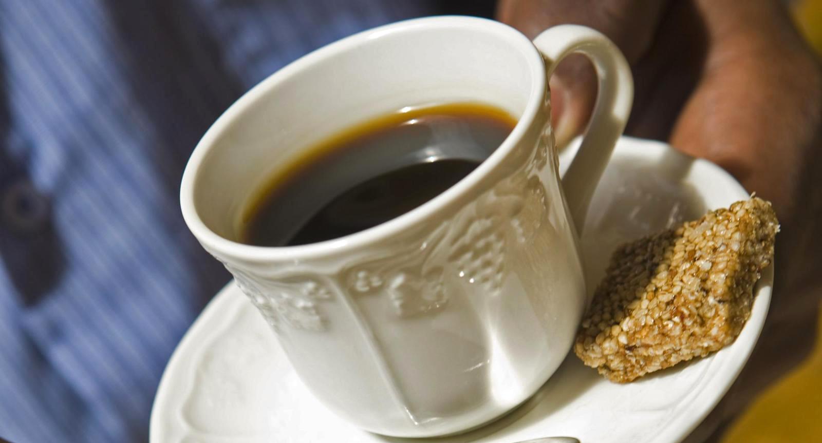 История кофейного фермера Иисуса