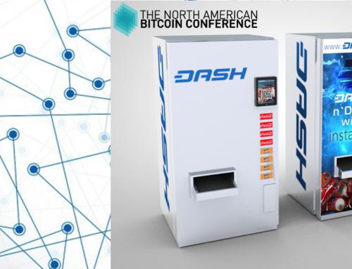 Dash'n'Drink — торговый автомат принимающий криптовалюту