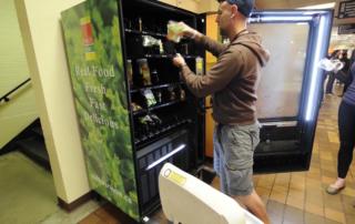Здоровье через вендинг FreshNow Торговый автомат