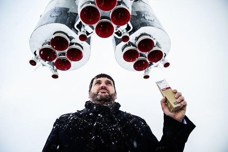 Звездные войны как два предпринимателя делят рынок космической еды