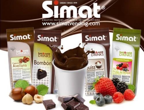 Simat представила новую линейку ингредиентов для вендинга