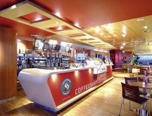 Кофе вне санкций. Конкуренты ли кофейни вендингу?