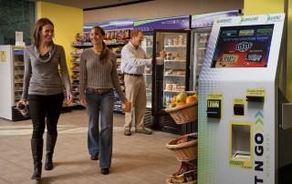 Вендинг по продаже готовой еды будет ежегодно расти на 5%