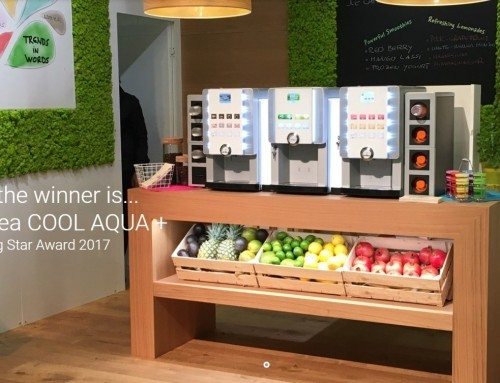LaRhea COOL AQUA PLUS — победитель Vending Star Award 2017 в Германии!