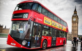 Англичане хотят перевести автобусы на кофейное биотопливо